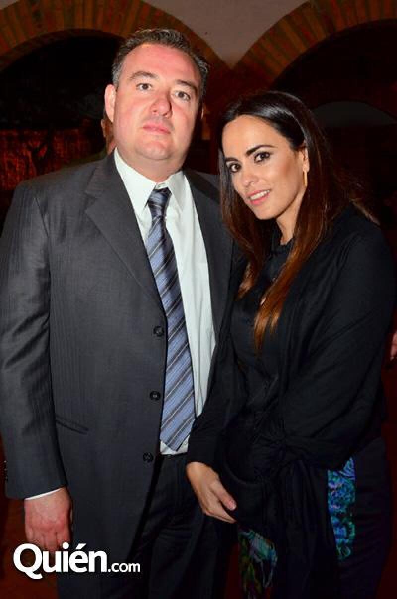 Manuel Bribiesca e Ivonne de Bribiesca