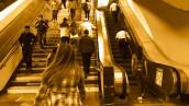Escaleras del Metro