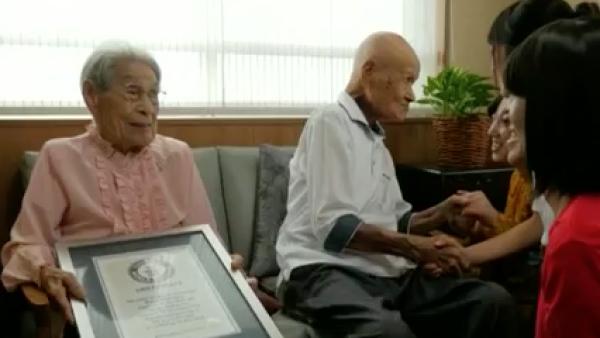 Ellos tienen 80 años… de matrimonio