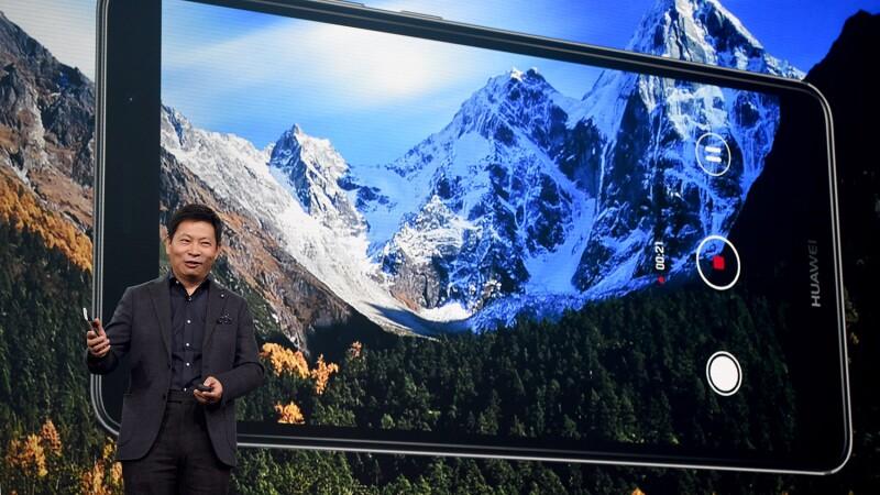 El nuevo smartphone insignia de Huawei