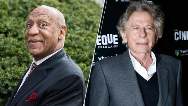 La Academia expulsó a Bill Cosby y Roman Polanski