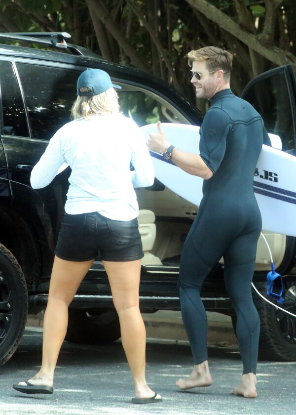 EXC Chris Hemsworth