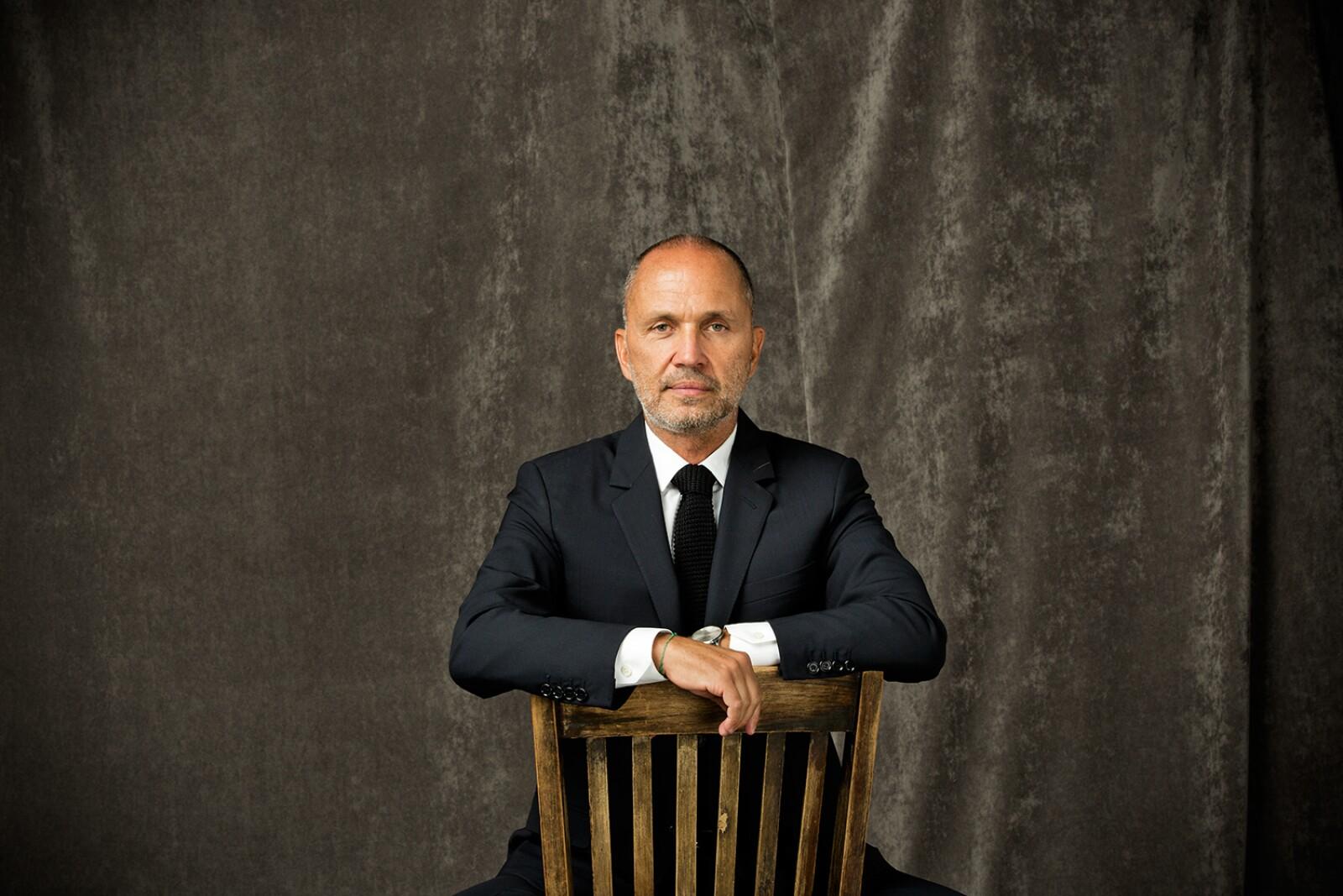 Carlos Couturier.
