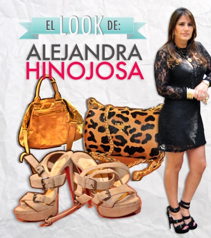 La esposa de Sergio Gutiérrez Murgueza, socio de Grupo Deacero, abre las puertas de su casa en Monterrey para mostrarnos algunas de sus prendas y accesorios favoritos.