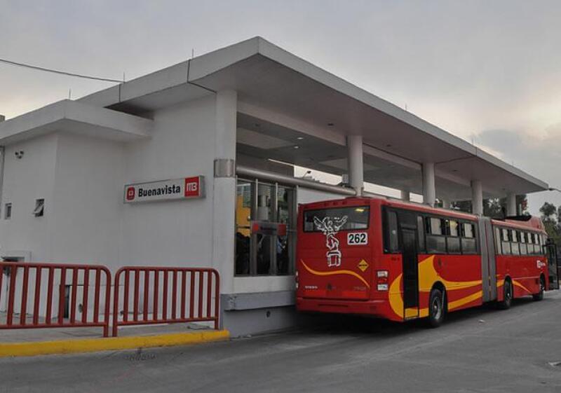 Metrob�s_buenavista