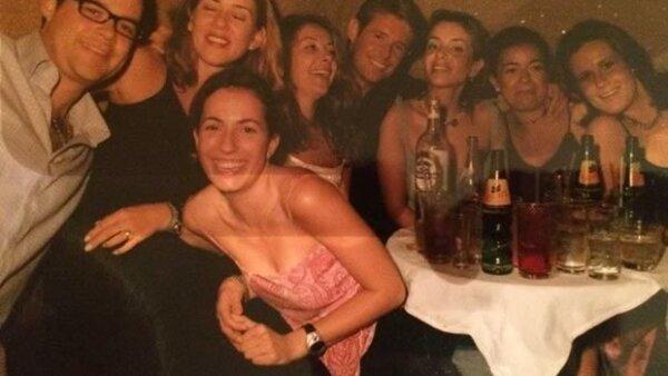Juan Beckman, Mauricio Garduño, Claudia Laviada, Viky Rubies, Fanny Carrillo, Gabriela y Luisa Serna.