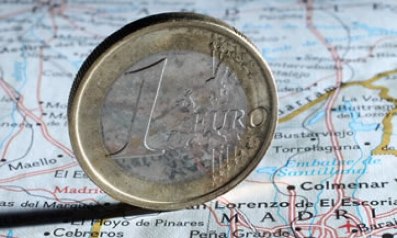 La eurozona se expandió solamente 0.2% el primer trimestre de 2014. (Foto: Getty Images)