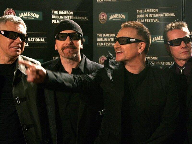 Se anunció que U2 arrancará su gira mundial para promocionar su más reciente disco, No Line on the Horizon, en Barcelona el 29 y 20 de junio.