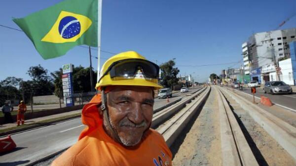 Estaci�n ferroviaria de Cuiab�, Brasil