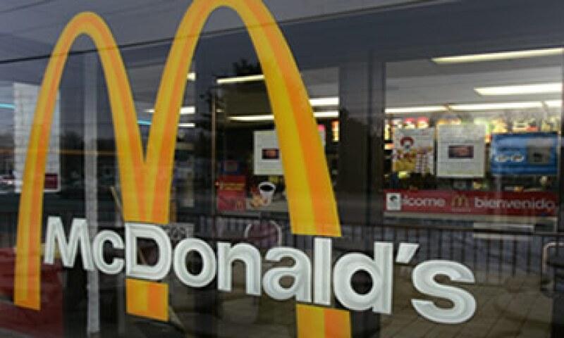 Arcos Dorados, operador de McDonald's realizó una oferta pública por 1,250 mdd. (Foto: AP)