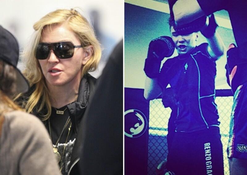 Madonna volvió a causar polémica en Instagram por usar palabras incorrectas.
