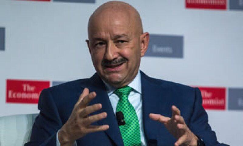 Salinas de Gortari aceptó que durante su administración se cometieron errores pero también se impulsó la economía del país (Foto: Cuartoscuro )
