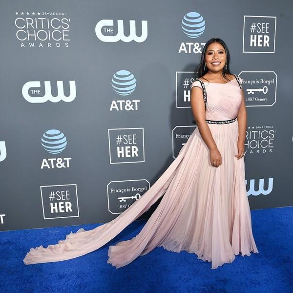 24th Annual Critics' Choice Awards, Arrivals, Barker Hanger, Los Angeles, USA - 13 Jan 2019