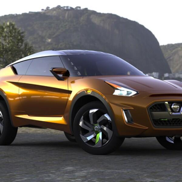 Nissan presentó su concepto Extrem, un deportivo diseñado y construido para el mercado brasileño.
