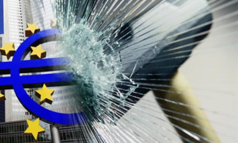 Con medidas de austeridad fiscal, la eurozona toma un camino difícil y doloroso para su población y economía. (Foto: Thinkstock.)