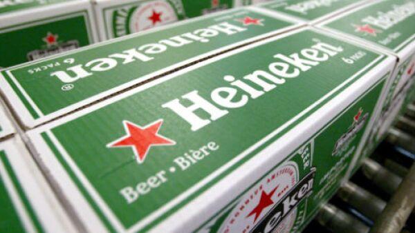 Heineken caja