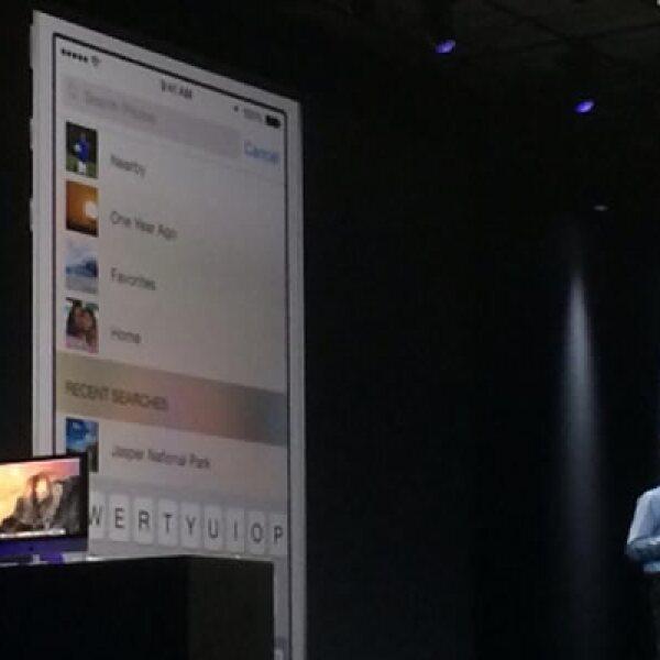 """Los dispositivos iOS también comparten la manera de recibir mensajes y contestar llamadas en ambos dispositivos al mismo tiempo, como en Yosemite. En la aplicación de Messages podrás compartir tu ubicación. Además se añadió la característica de """"no molest"""