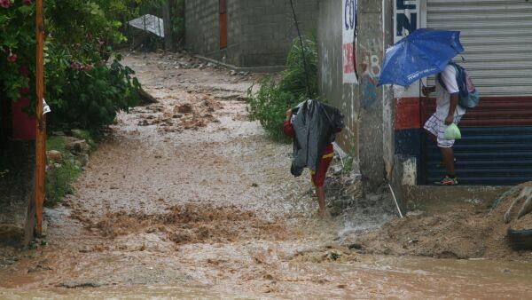 México seguro sismos ciclón tropical