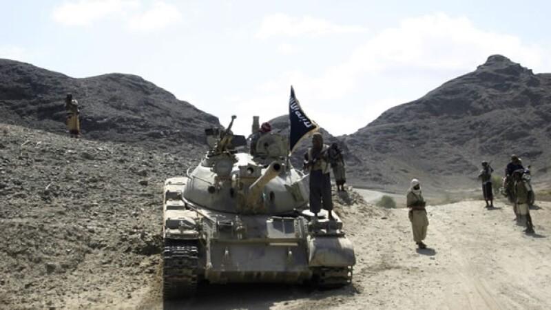 soldados de Al-Qaeda
