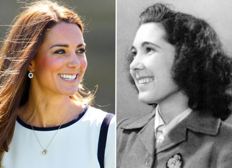 El parecido entre Kate y Valerie es innegable.