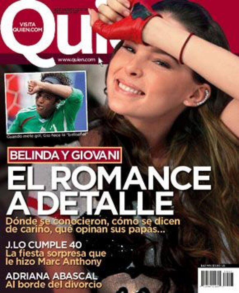 La revista estará a la venta a partir del próximo martes.