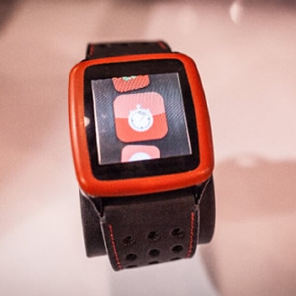 Android Smart Watch CES 2013