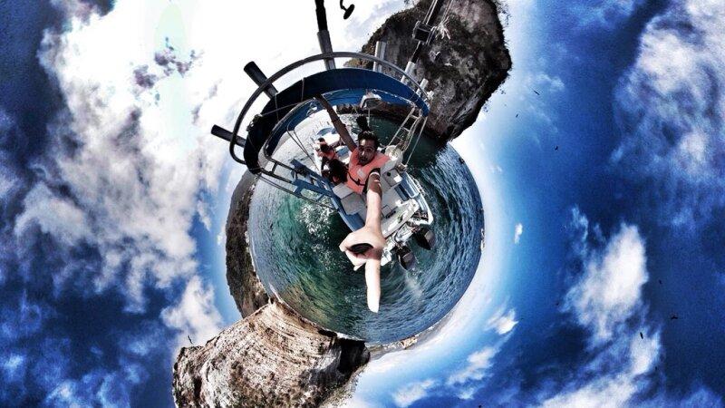 Los Arcos por GoPro Fusion