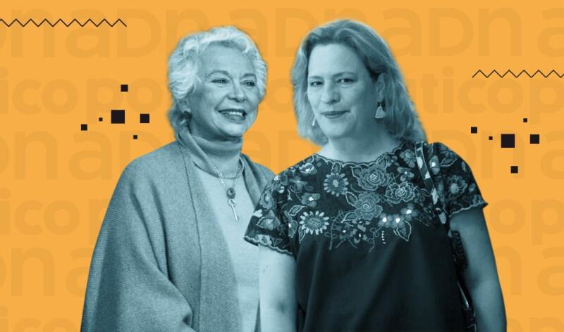 Olga y Josefa