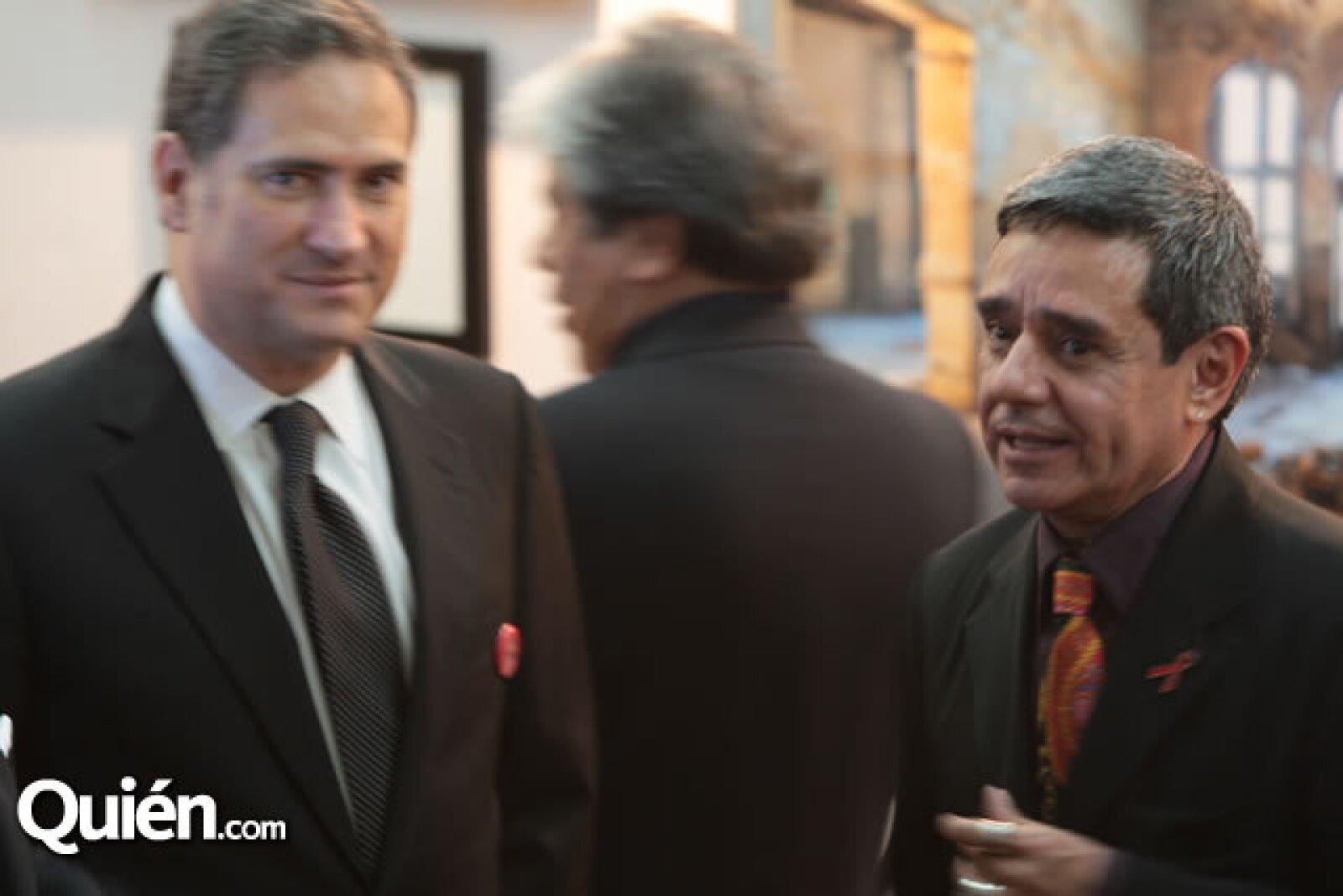 Alejandro Soberón,Charlie Cordero