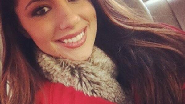 Melissa King, de 18 años, ayer entregó la corona luego de que se hiciera público un video con contenido sexual en donde supuestamente ella aparece.