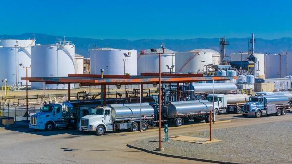 Terminal de hidrocarburos