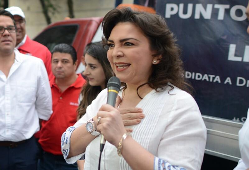 La diputada federal nos reveló en exclusiva sus ganas de convertirse en la primera mujer en México en ocupar la presidencia.
