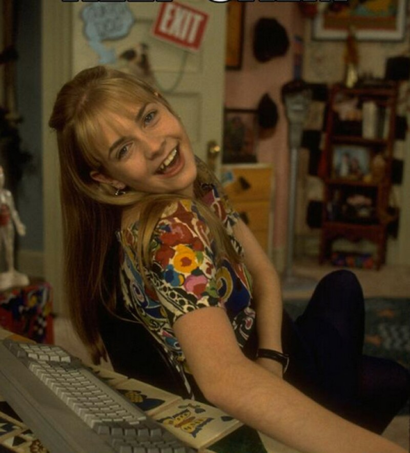 Clarissa lo explica todo, fue la primera serie en la que Melissa Joan Hart fue la protagonista principal