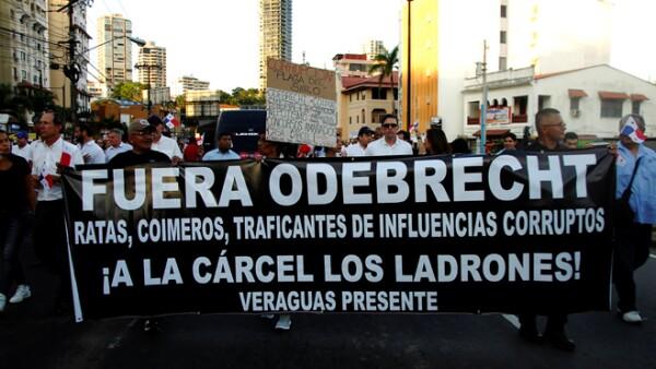 odebrecht protestas panama