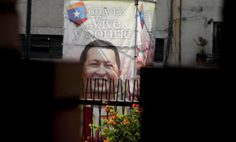 Hugo Chávez falleció este martes luego de dos años de lucha contra el cáncer (Foto: AP)