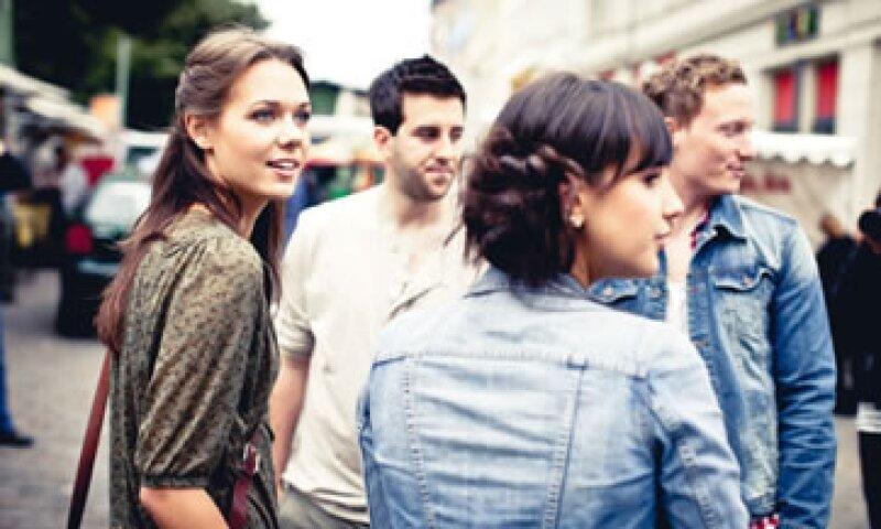 Los 'millennials' buscan que una empresa les de trato personalizado. (Foto: Getty Images)
