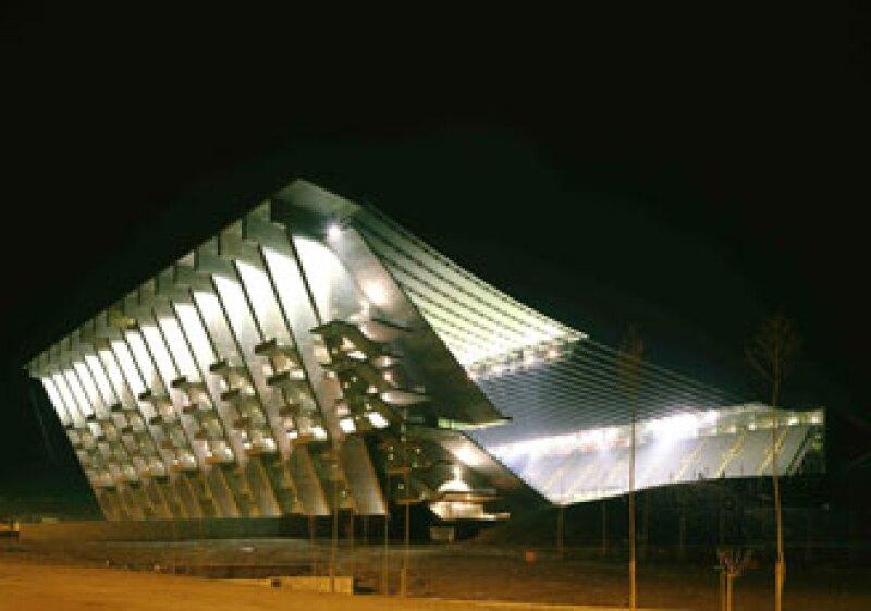 Estadio de Braga, Braga, Portugal.  (Foto: Cortesía Eduardo Souto)