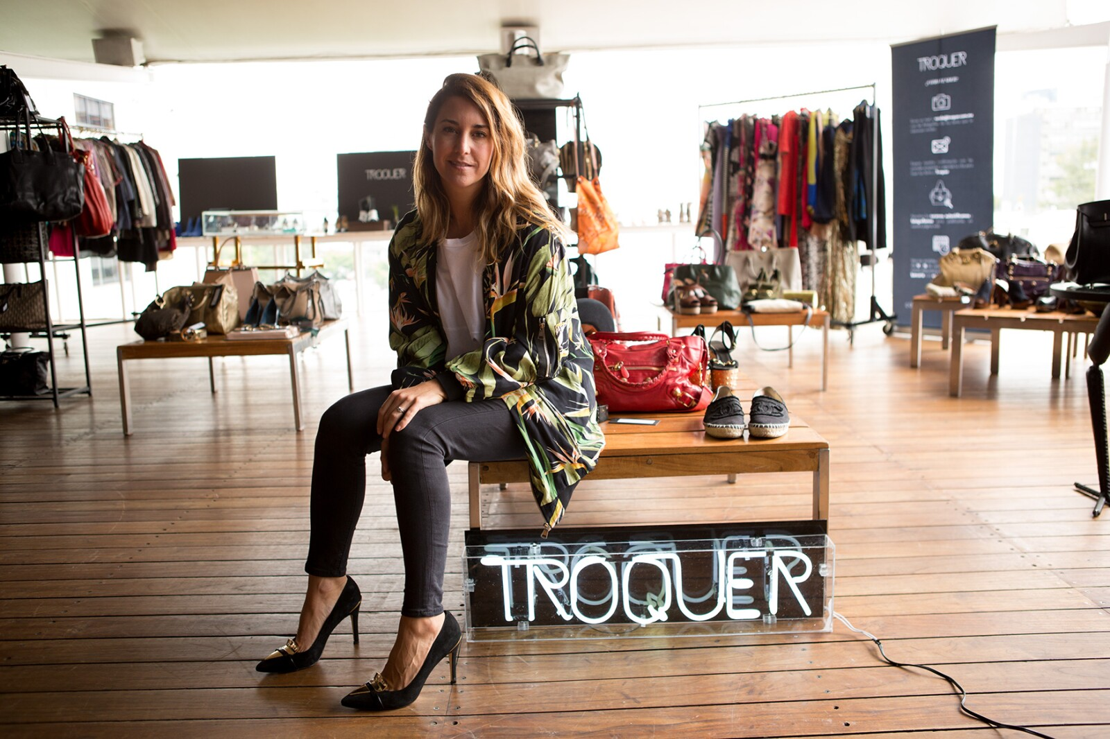 Pop Up de Troquer