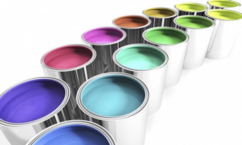 Comex concentra 55% del mercado nacional de pintura decorativa, casi ocho veces más que su competidor inmediato, Sherwin Williams, según Euromonitor. (Foto: iStock by Getty Images)