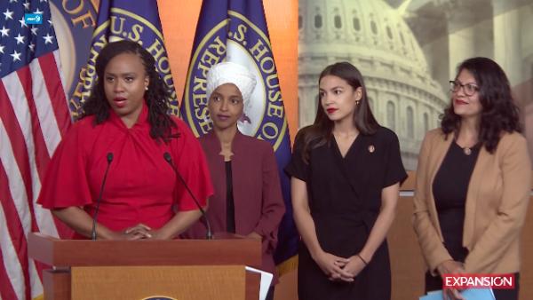 Las legisladoras atacadas por Trump responden a los comentarios racistas