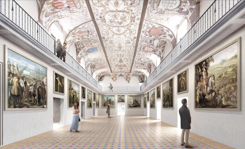 Museo del Prado - Norman Foster 5.jpg