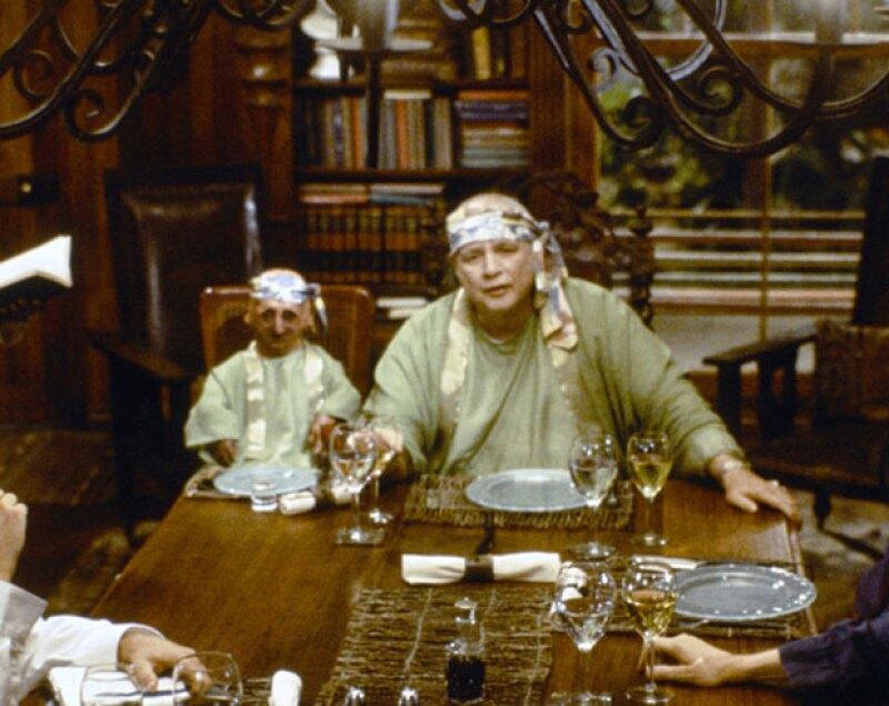 No hay nada peor que un actor enojado, aquí te contamos cinco casos demenciales en rodajes reales.
