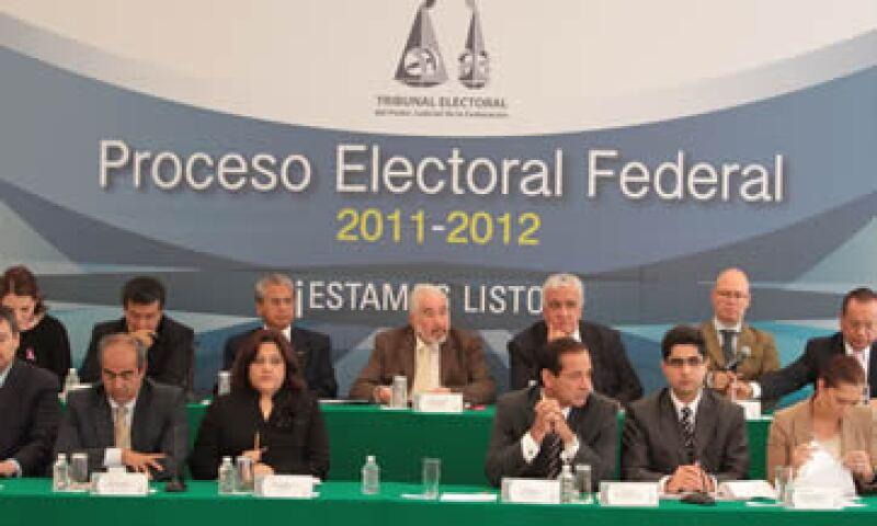 Los magistrados del TEPJF percibieron un salario antes de impuesto de 5,892,778 pesos en 2011. (Foto: Notimex)