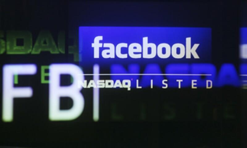 Más de 30,000 órdenes de Facebook quedaron atrapadas en el sistema de Nasdaq durante más de dos horas. (Foto: Reuters)
