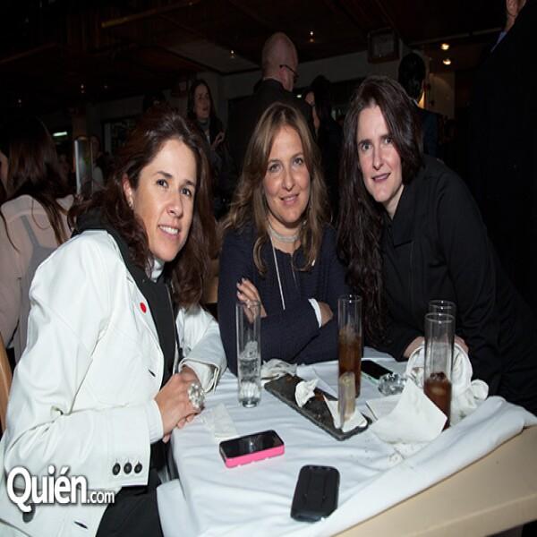 Fabiola Silva,Lucía Bustamante,Erika Riaño
