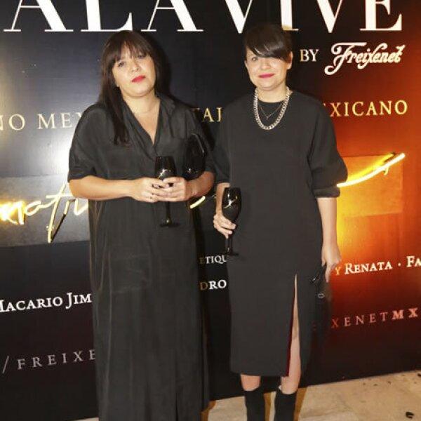 Renata y Julia