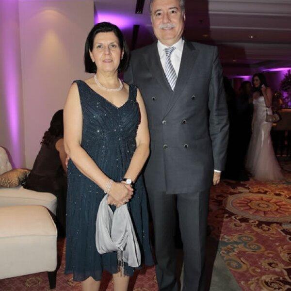 Susana de Aguilar,Jorge Aguilar