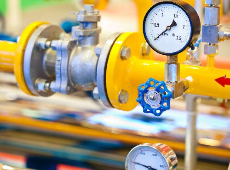medidor de presi�n de gas