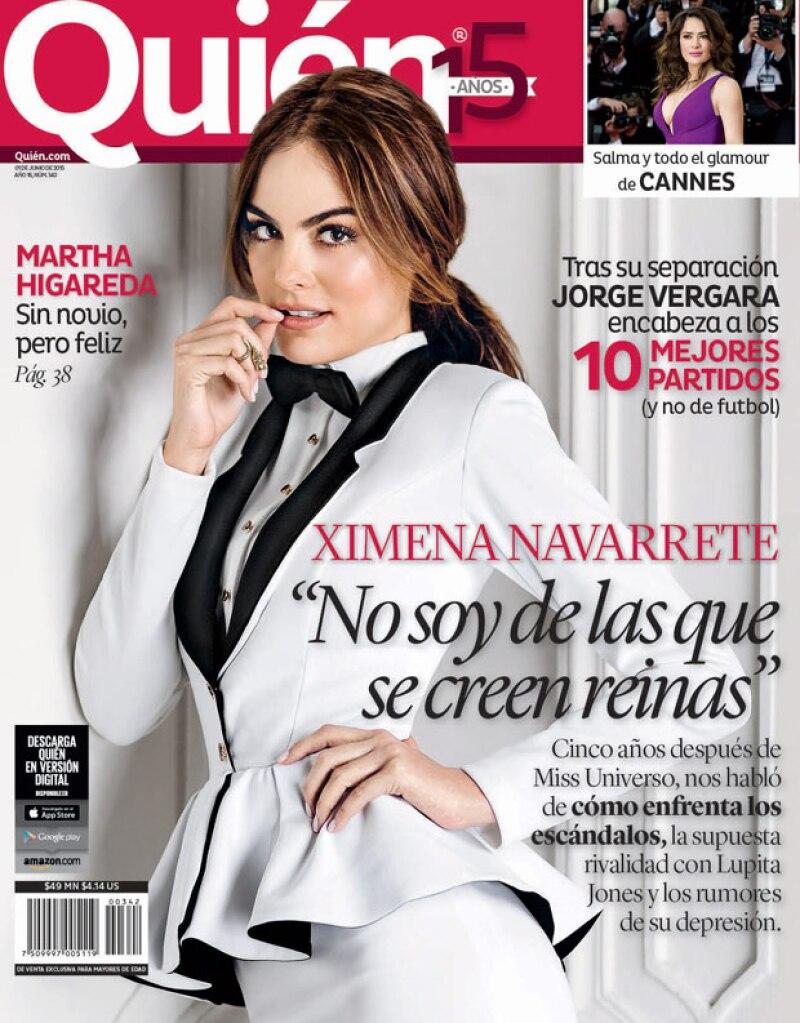 A cinco años de haber sido coronada como Miss Universo, la mexicana nos cuenta cómo ha sido su vida, aclara rumores de depresión y sus planes profesionales.