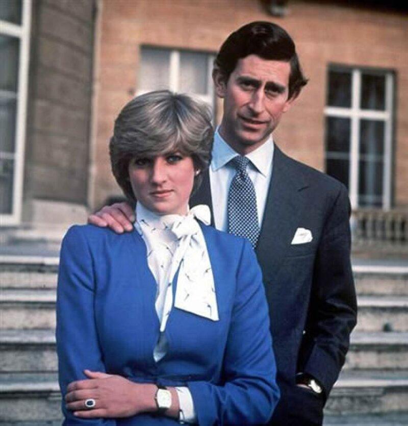 El príncipe Carlos reconoció que no amaba a Diana y aún así se casaron